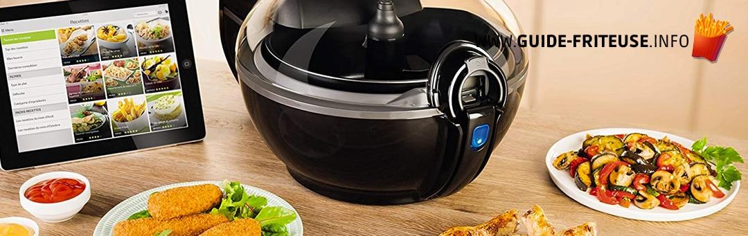 meilleure friteuse sans huile Seb Actifry Smart XL