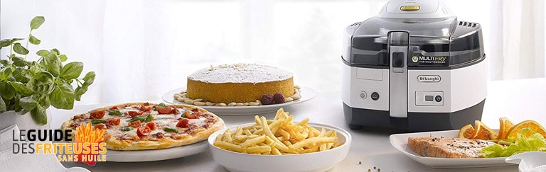 friteuse sans huile DeLonghi FH 1363/1 Multifry Extra