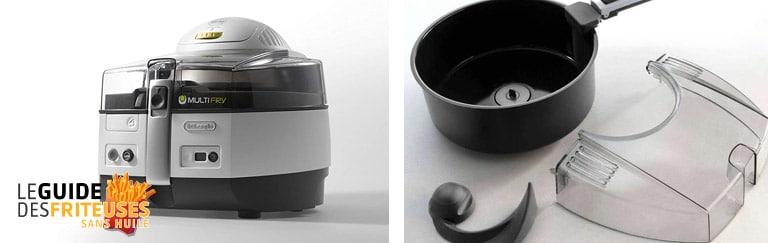 Friteuse sans huile DeLonghi FH1363/1