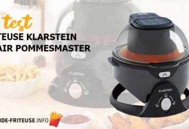Klarstein VitAir Pommesmaster