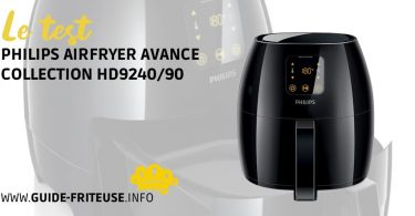 Philips Airfryer Avance Collection HD9240/90