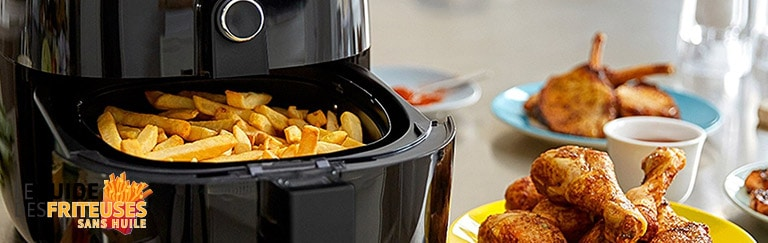 Friteuse sans huile Philips Airfryer