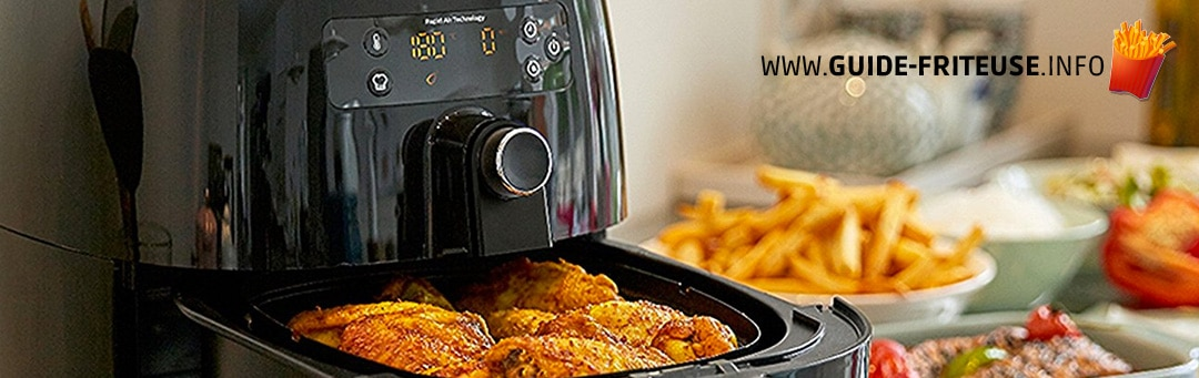 Friteuse sans huile Philips Airfryer HD9641/90