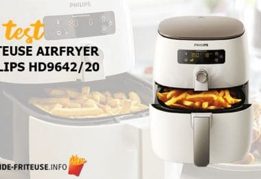 Philips HD9642-20 Airfryer