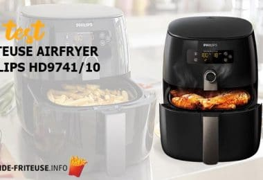 Philips HD9741-10 Airfryer