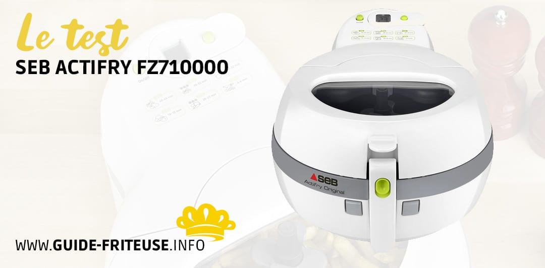 friteuse sans huile seb actifry fz2771000 notre test et avis. Black Bedroom Furniture Sets. Home Design Ideas
