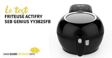 Friteuse Actifry Seb Genius YY3825FB