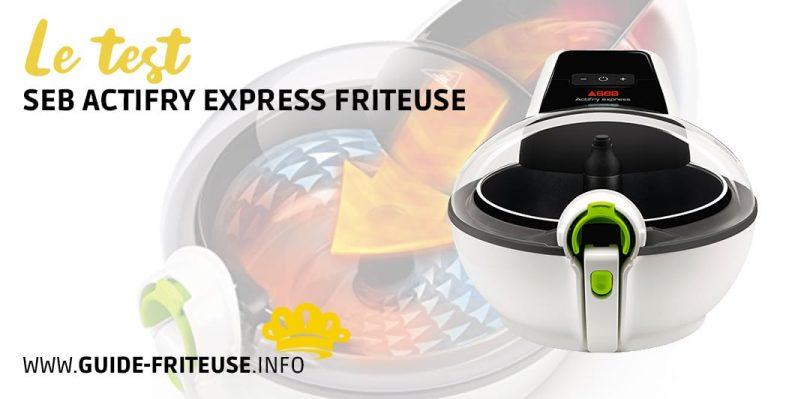 Seb actifry express xl ah950000 notre avis sur cette - Comment degraisser une friteuse ...
