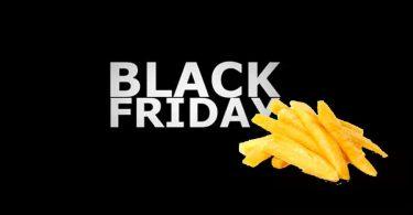 black friday friteuse
