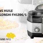 friteuse sans huile delonghi 1396
