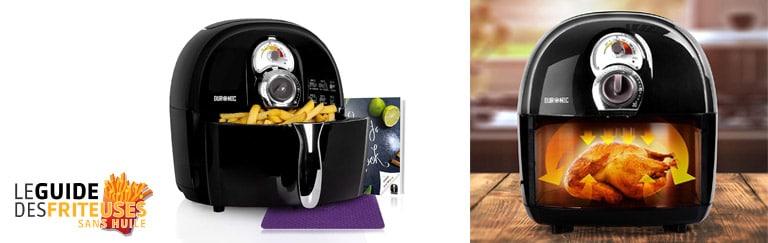 friteuse sans huile duronic AF1