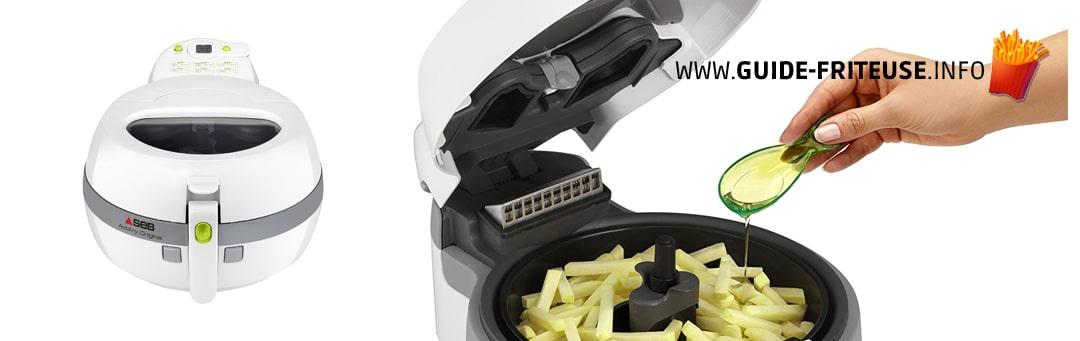 friteuse électrique pas cher Seb