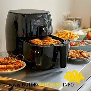 friteuse sans huile philips airfryer notre test et avis. Black Bedroom Furniture Sets. Home Design Ideas